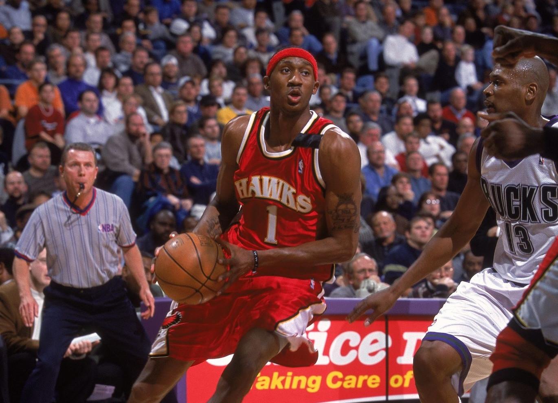 DerMarr Johnson, Atlanta Hawks