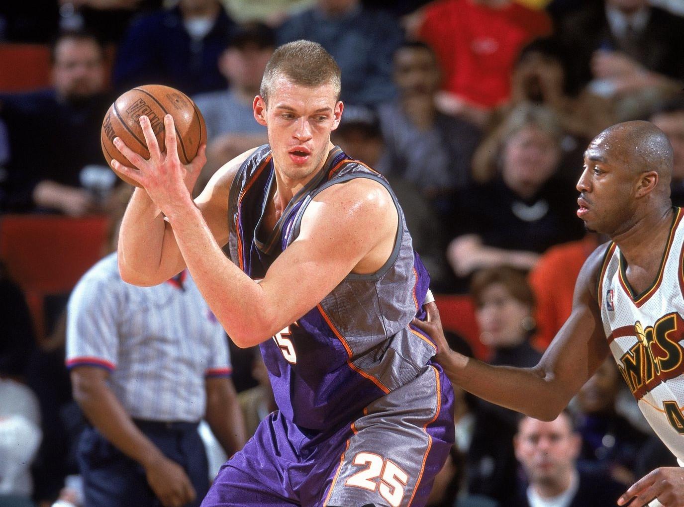 Iakovos Tsakalidis, Phoenix Suns