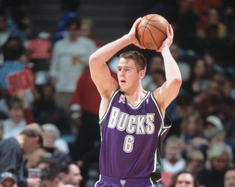 Joel Przybilla, Milwaukee Bucks