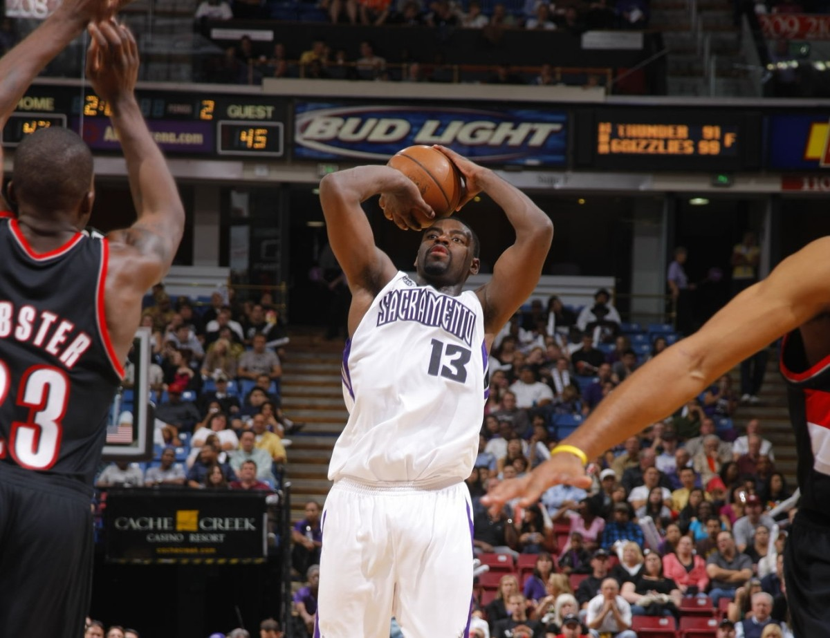 Tyreke Evans, Sacramento Kings