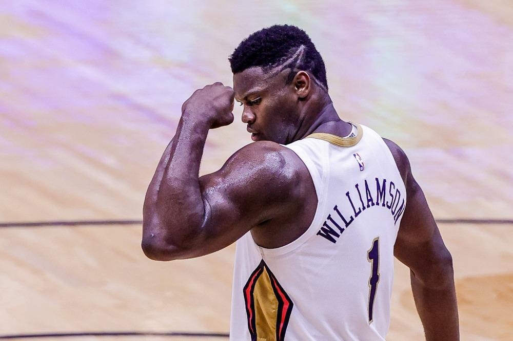 Zion Williamson, New Orleans Pelicans