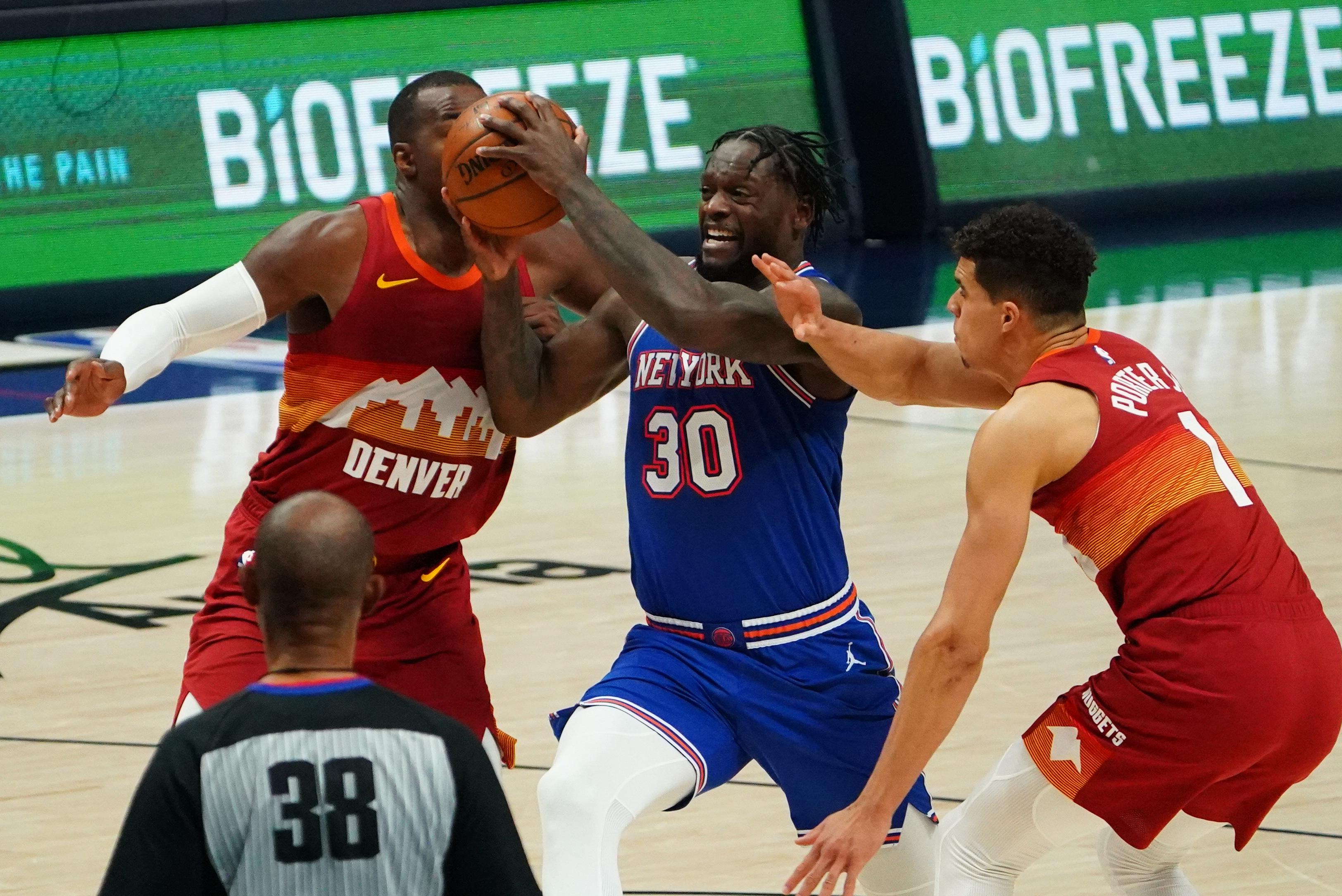 Julius Randle, New York Knicks