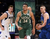 For the first time ever, All-NBA 1st Team is mostly international players