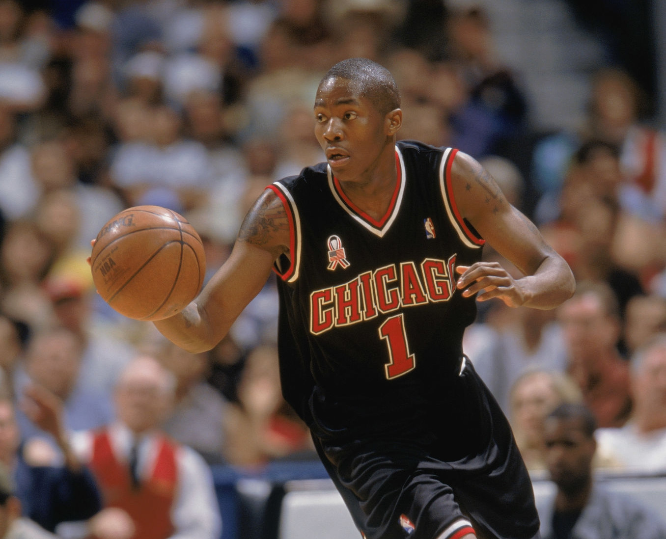 Jamal Crawford, Chicago Bulls