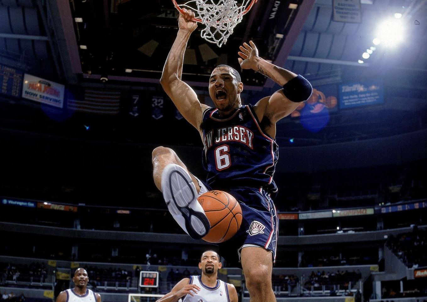 Kenyon Martin, New Jersey Nets