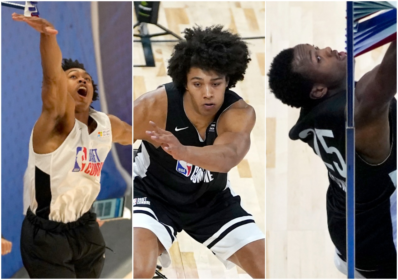 NBA draft combine: Four players who most improved stock with athletic testing