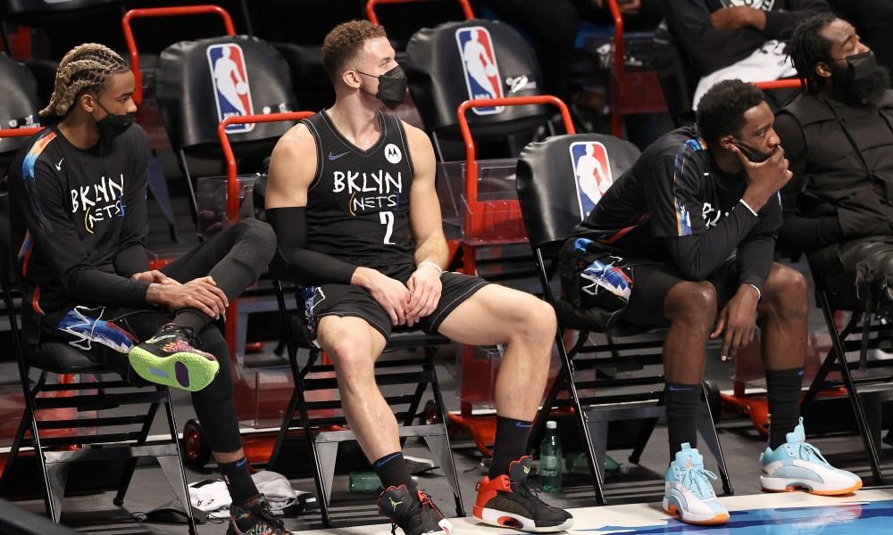 Blake Griffin, Brooklyn Nets
