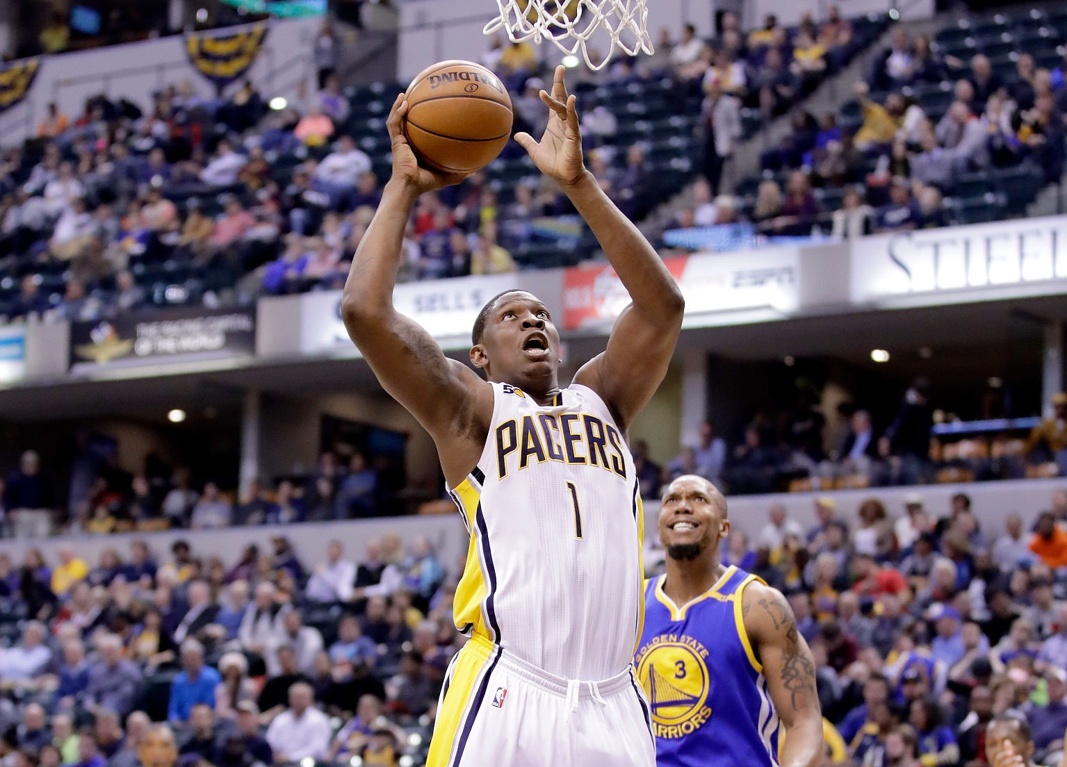 Kevin Seraphin, Indiana Pacers