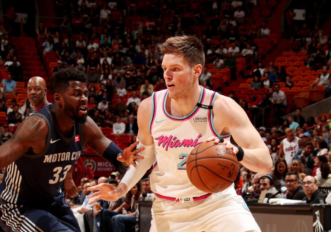 Luke Babbitt, Miami Heat