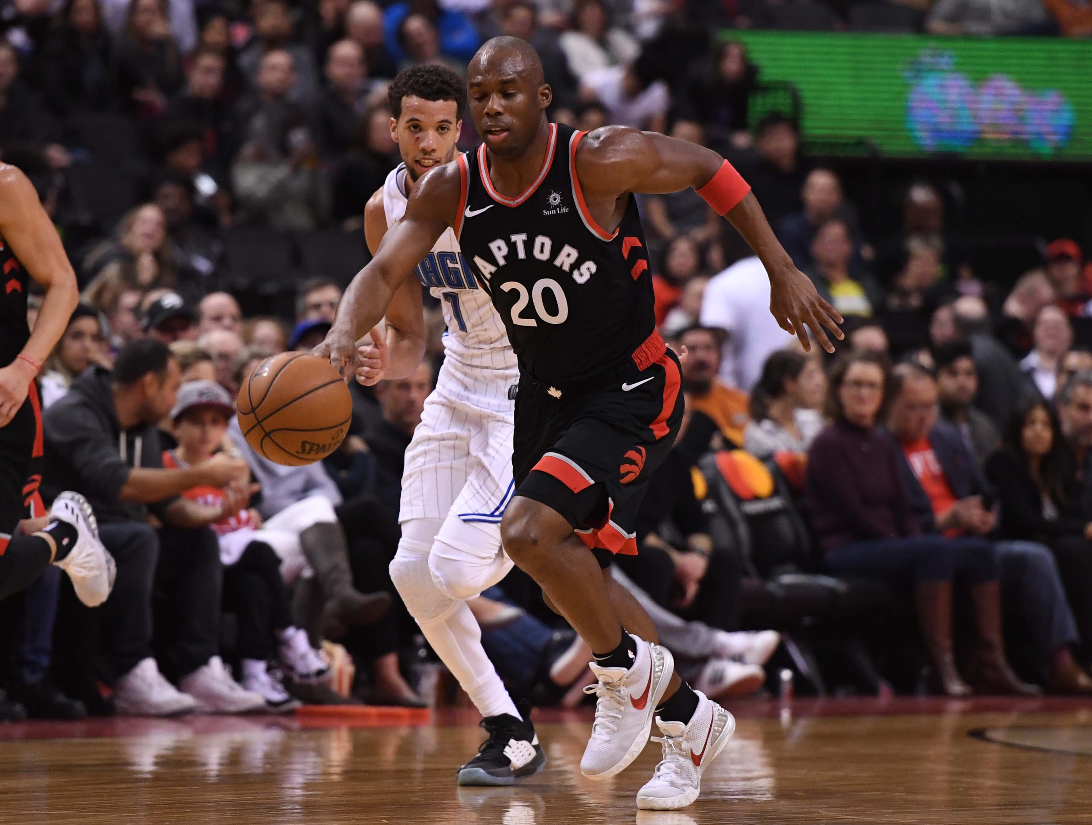 Jodie Meeks, Toronto Raptors