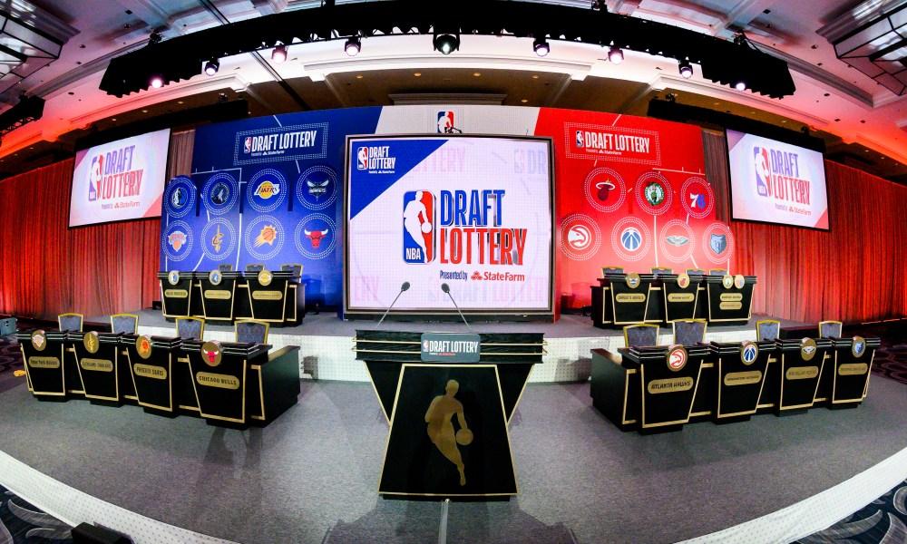 nba draft lottery ranking nba teams by draft lottery luck