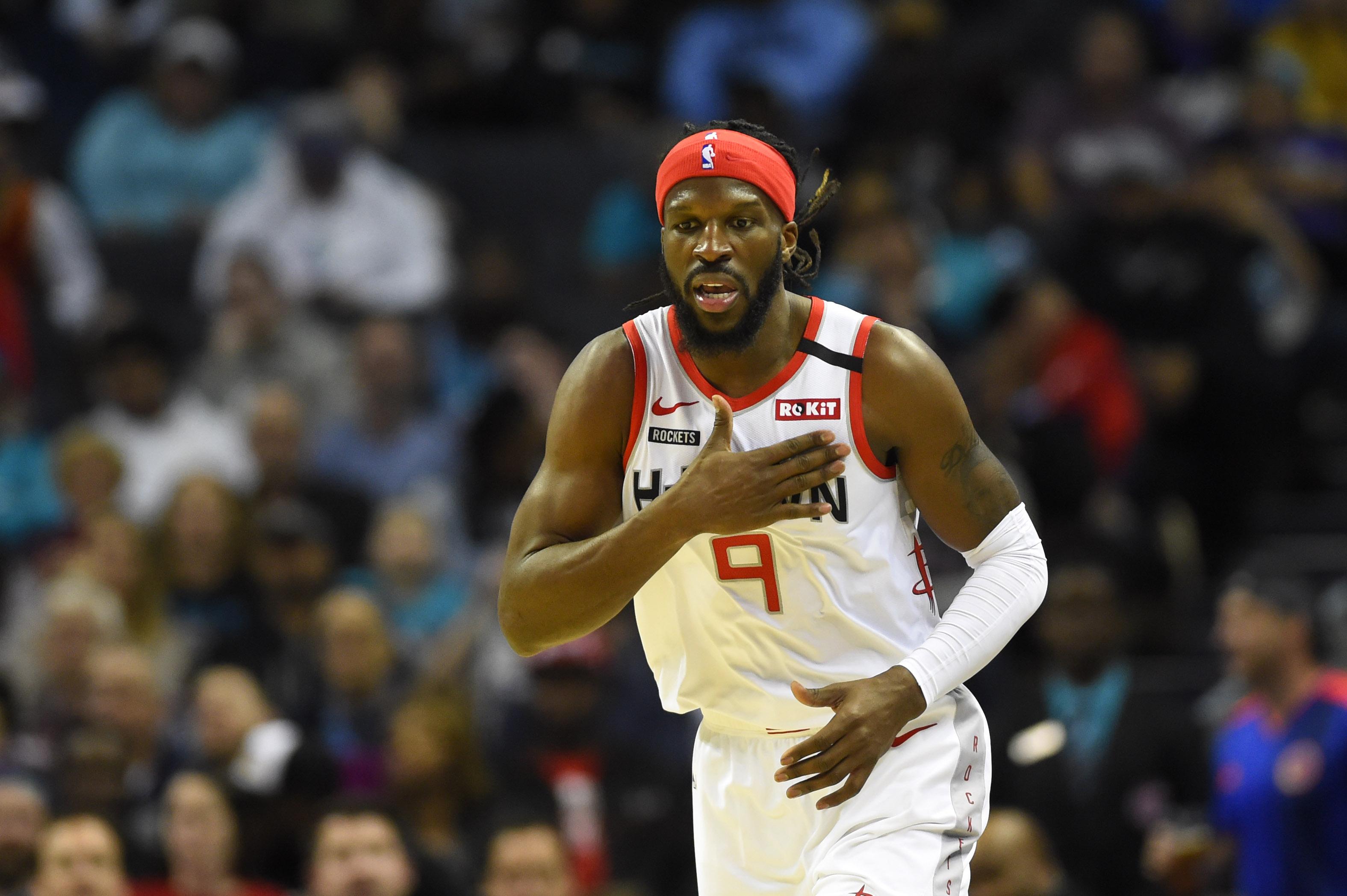 DeMarre Carroll, Houston Rockets