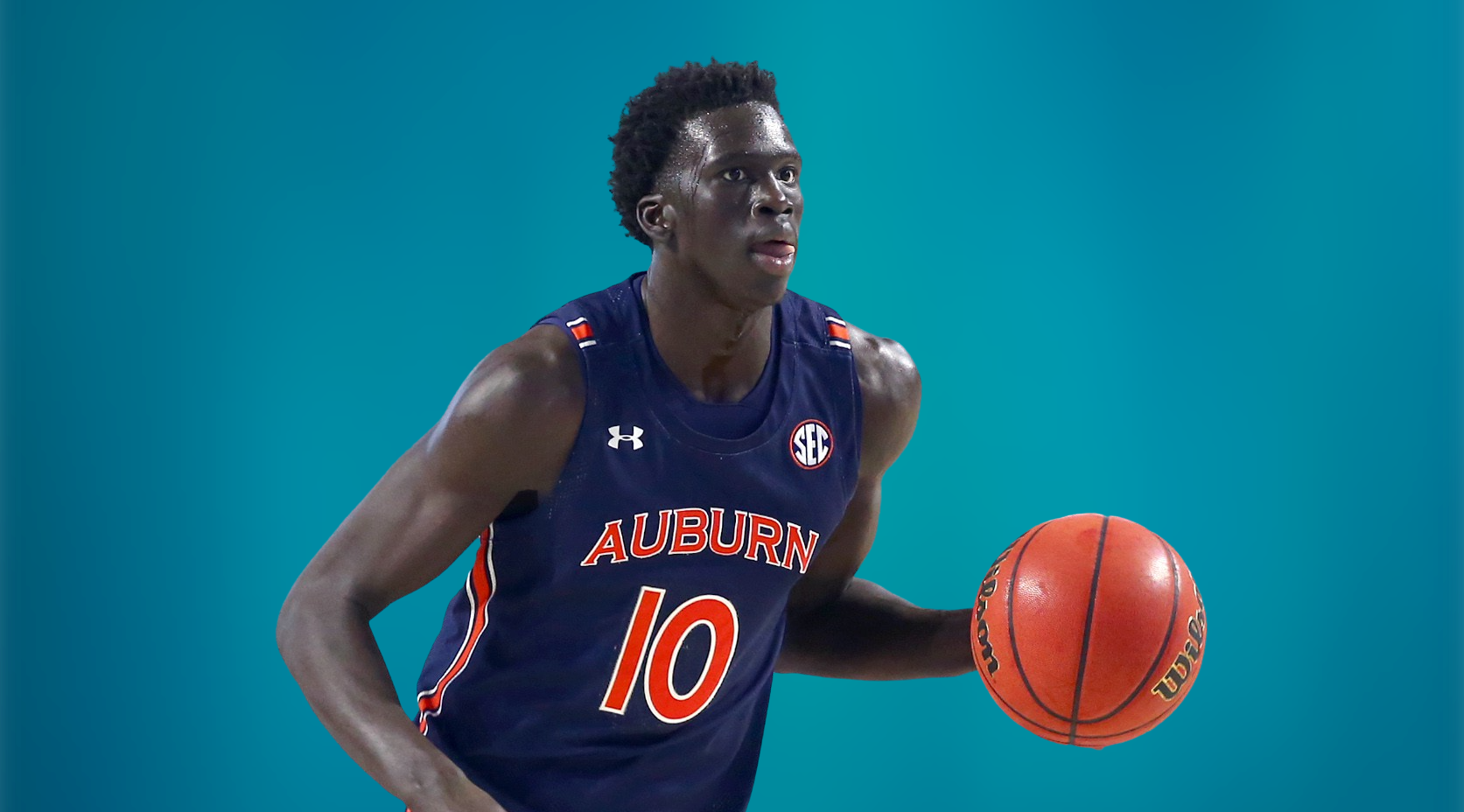 NBA prospect JT Thor: 'I think I'm going to be one of the best players in the world someday'