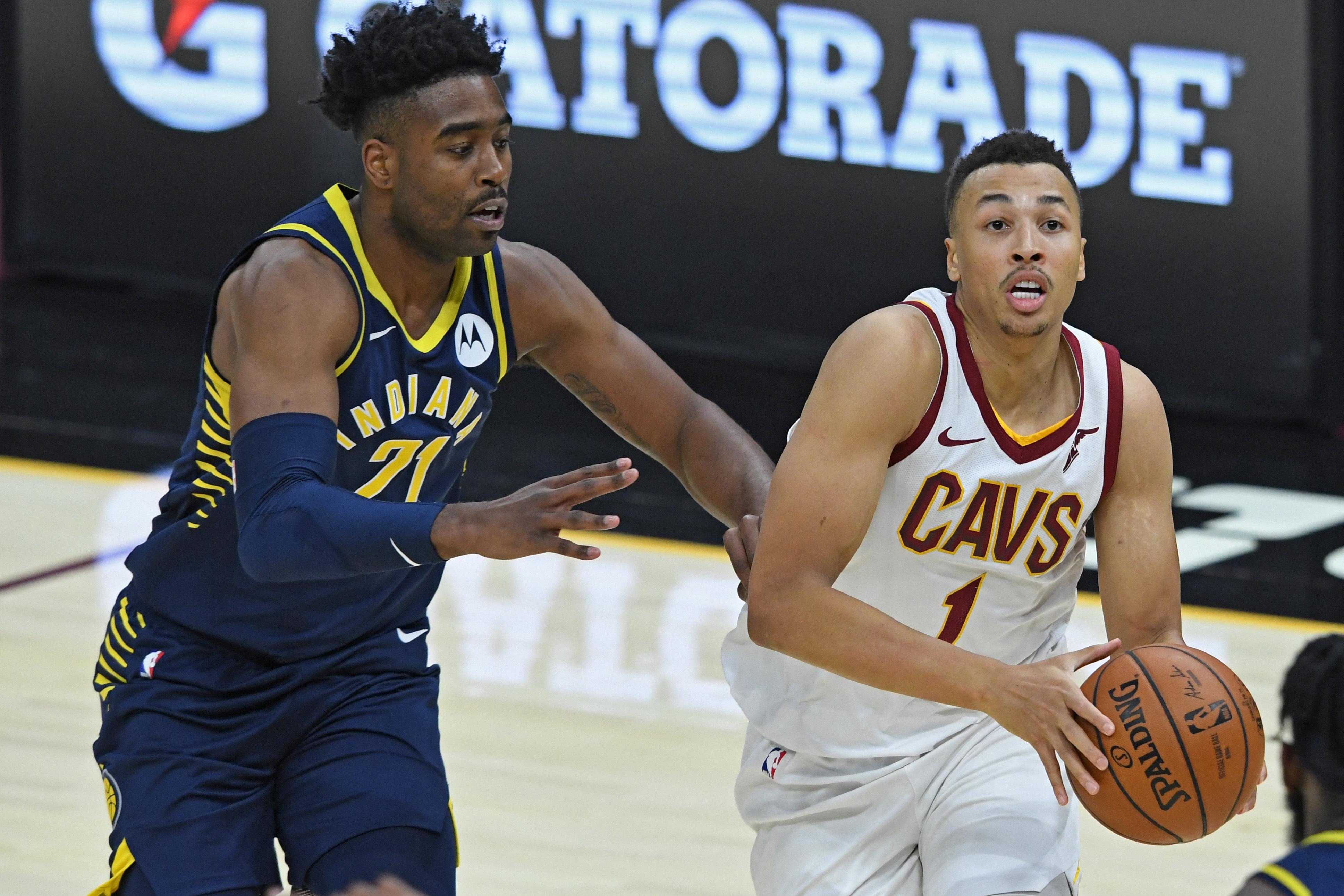 Dante Exum, Cleveland Cavaliers