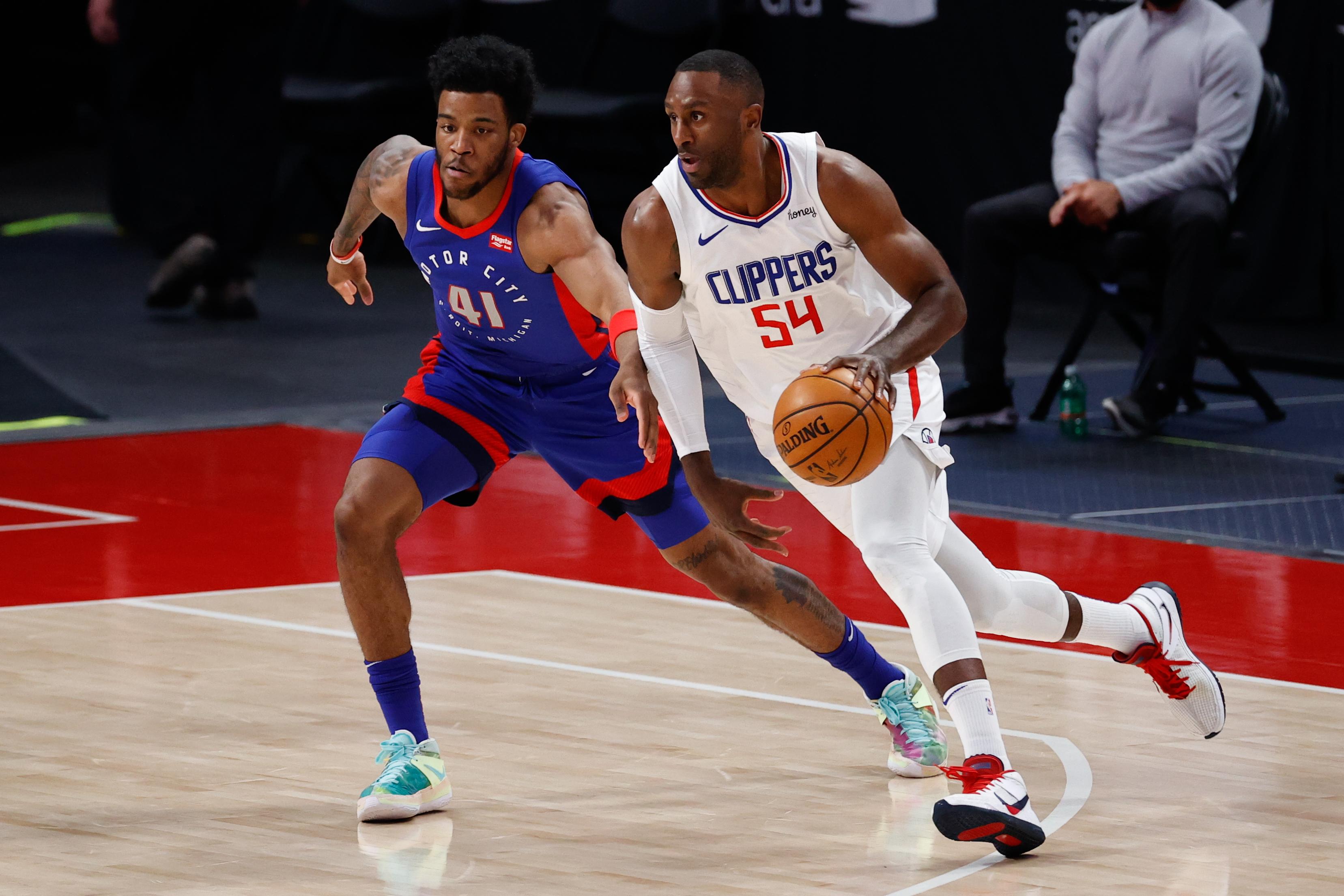 Patrick Patterson, LA Clippers