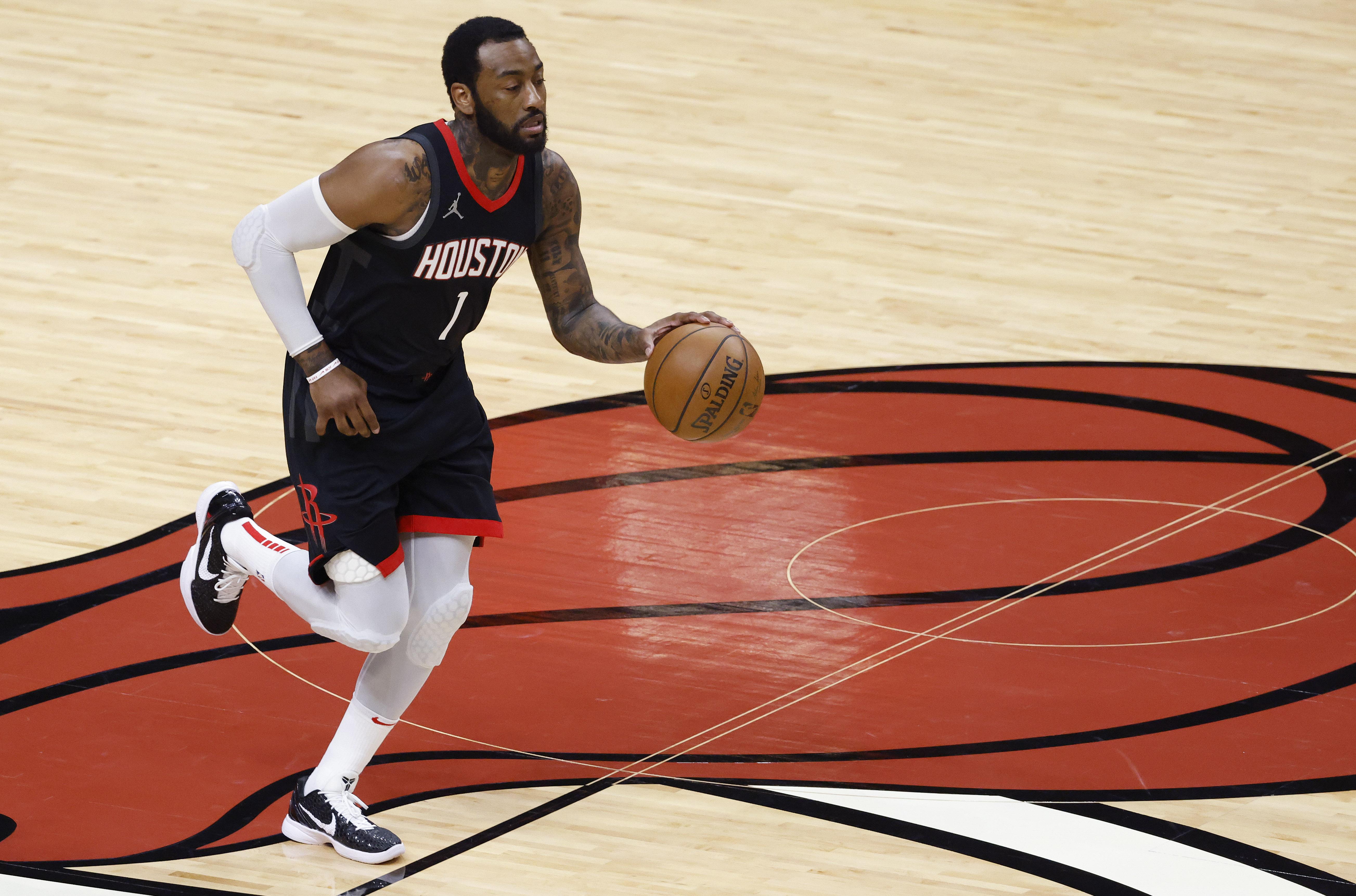 John Wall, Houston Rockets