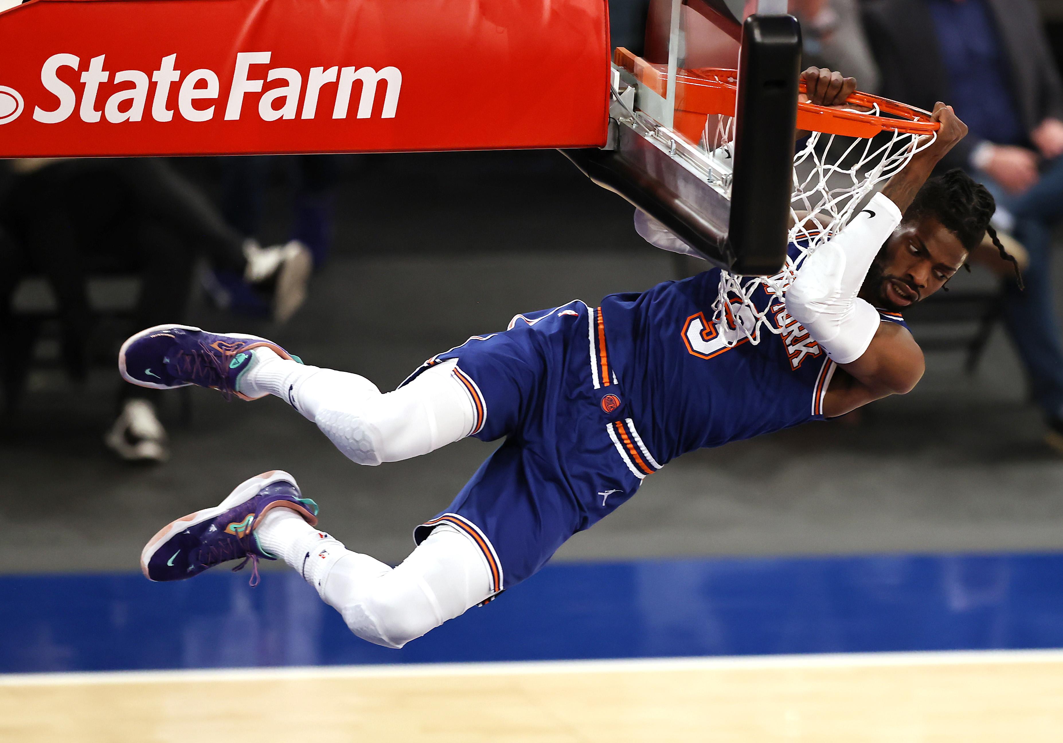Nerlens Noel, New York Knicks