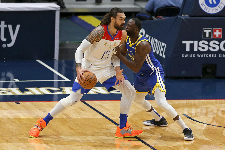 Steven Adams, New Orleans Pelicans