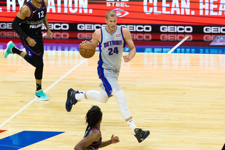 Mason Plumlee, Detroit Pistons