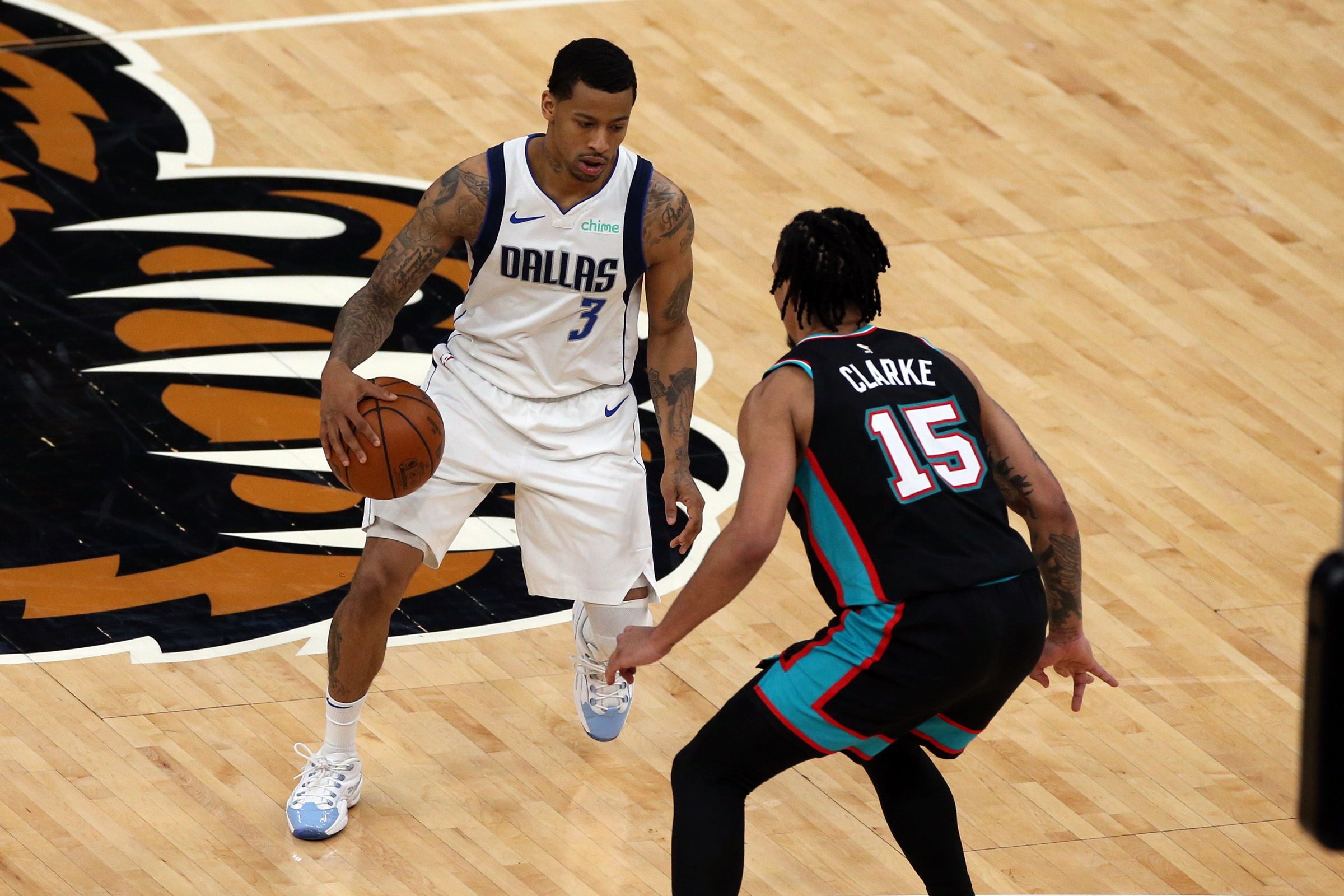 Trey Burke, Dallas Mavericks