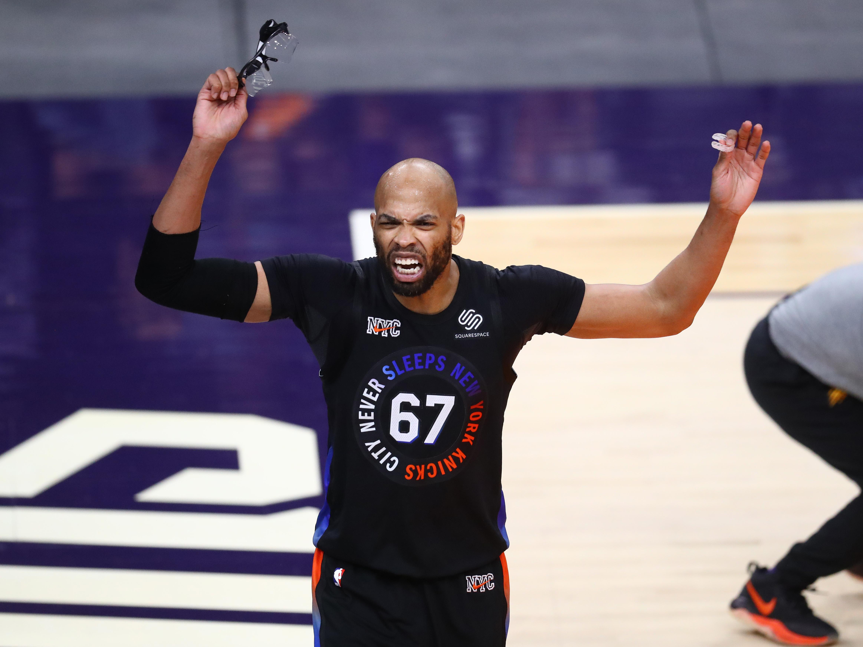 Taj Gibson, New York Knicks
