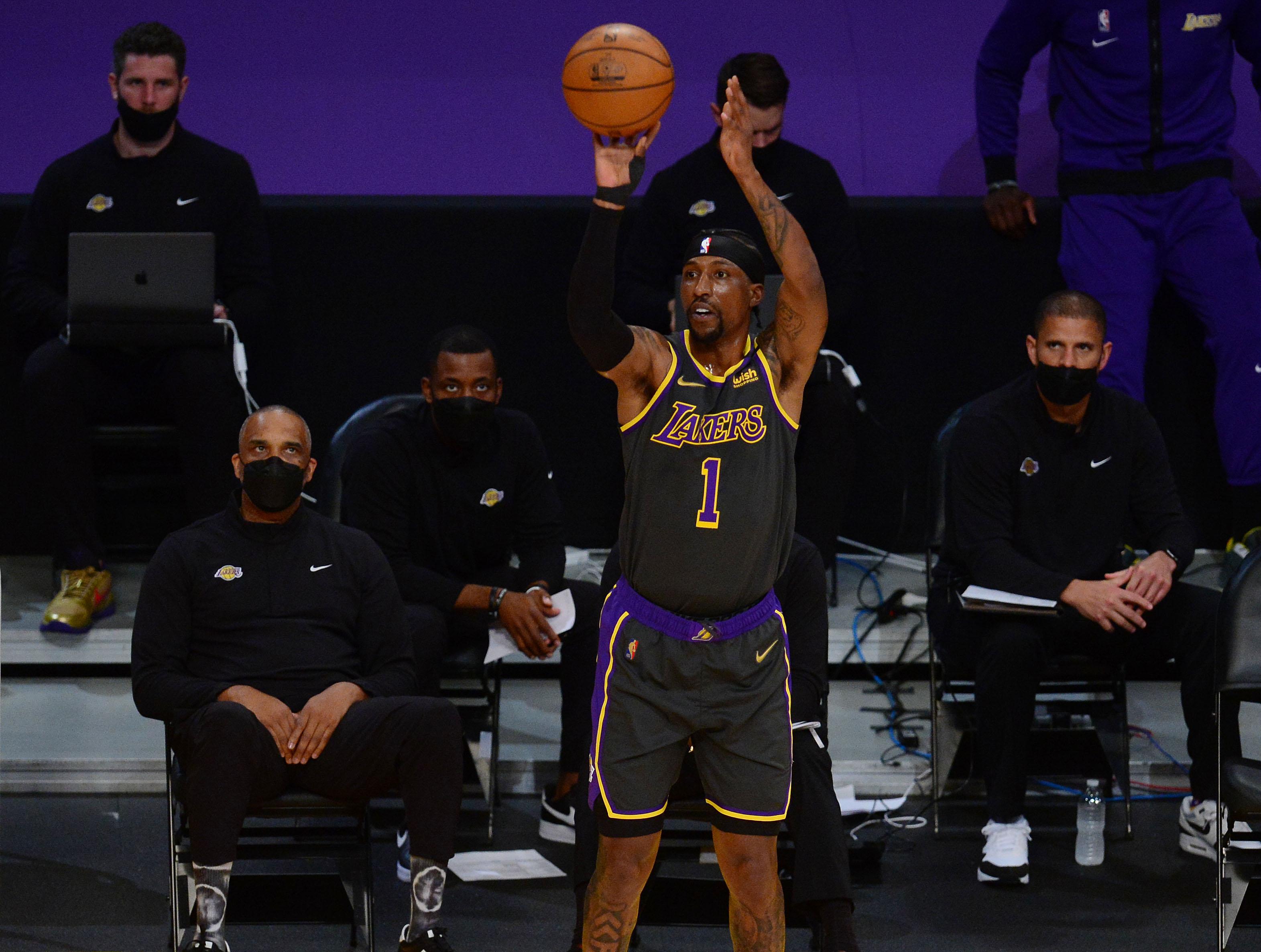 Kentavious Caldwell-Pope, Los Angeles Lakers