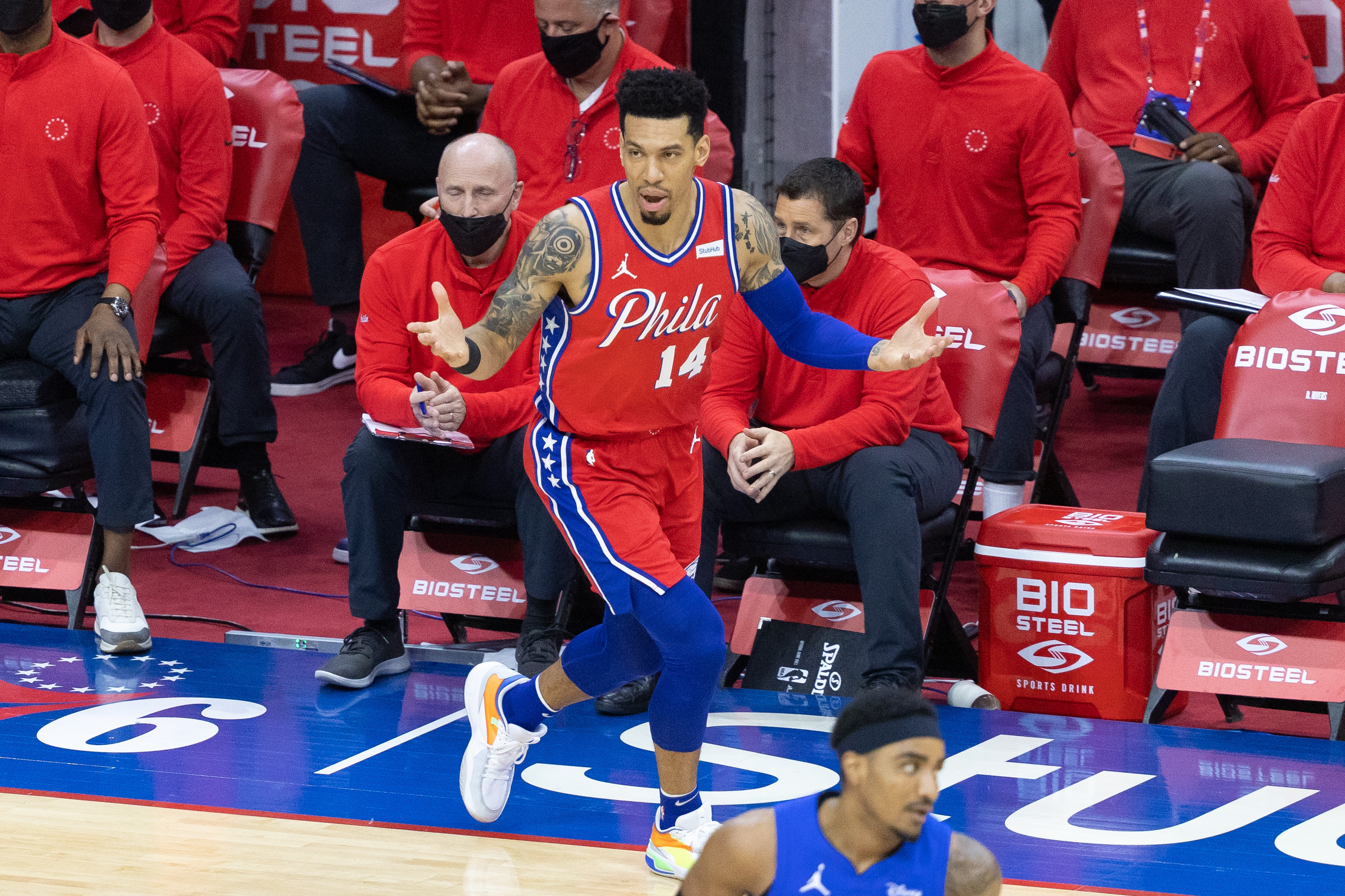 Danny Green, Philadelphia 76ers