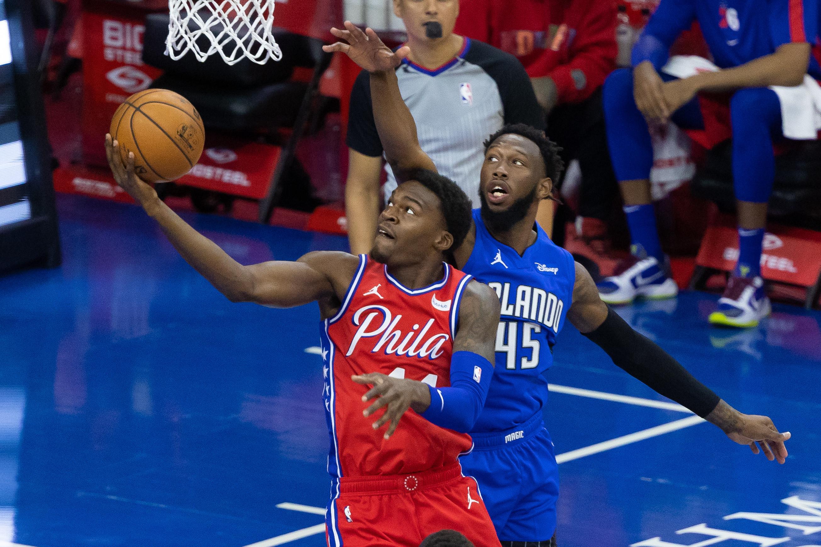 Paul Reed, Philadelphia 76ers