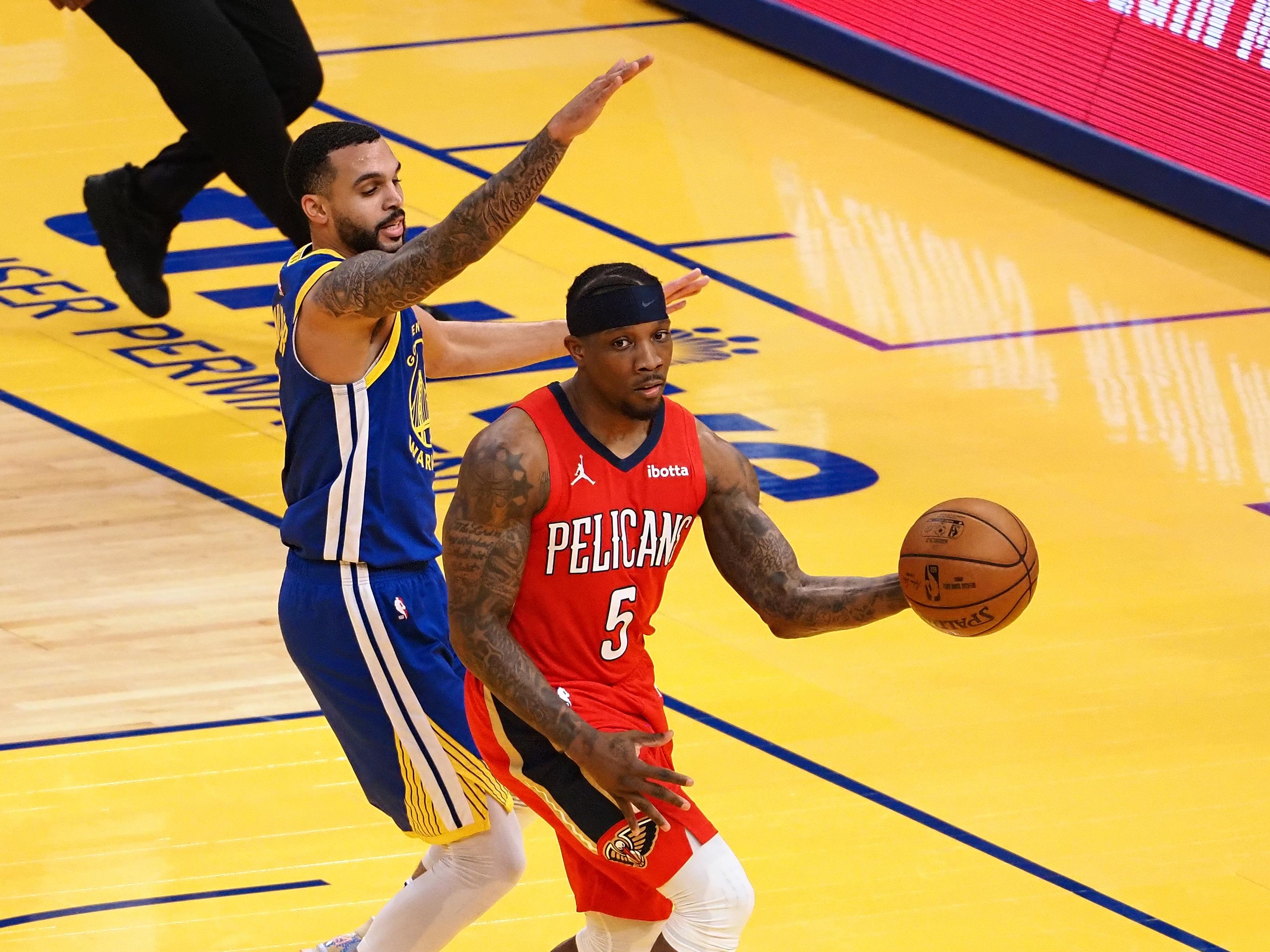 Eric Bledsoe, New Orleans Pelicans