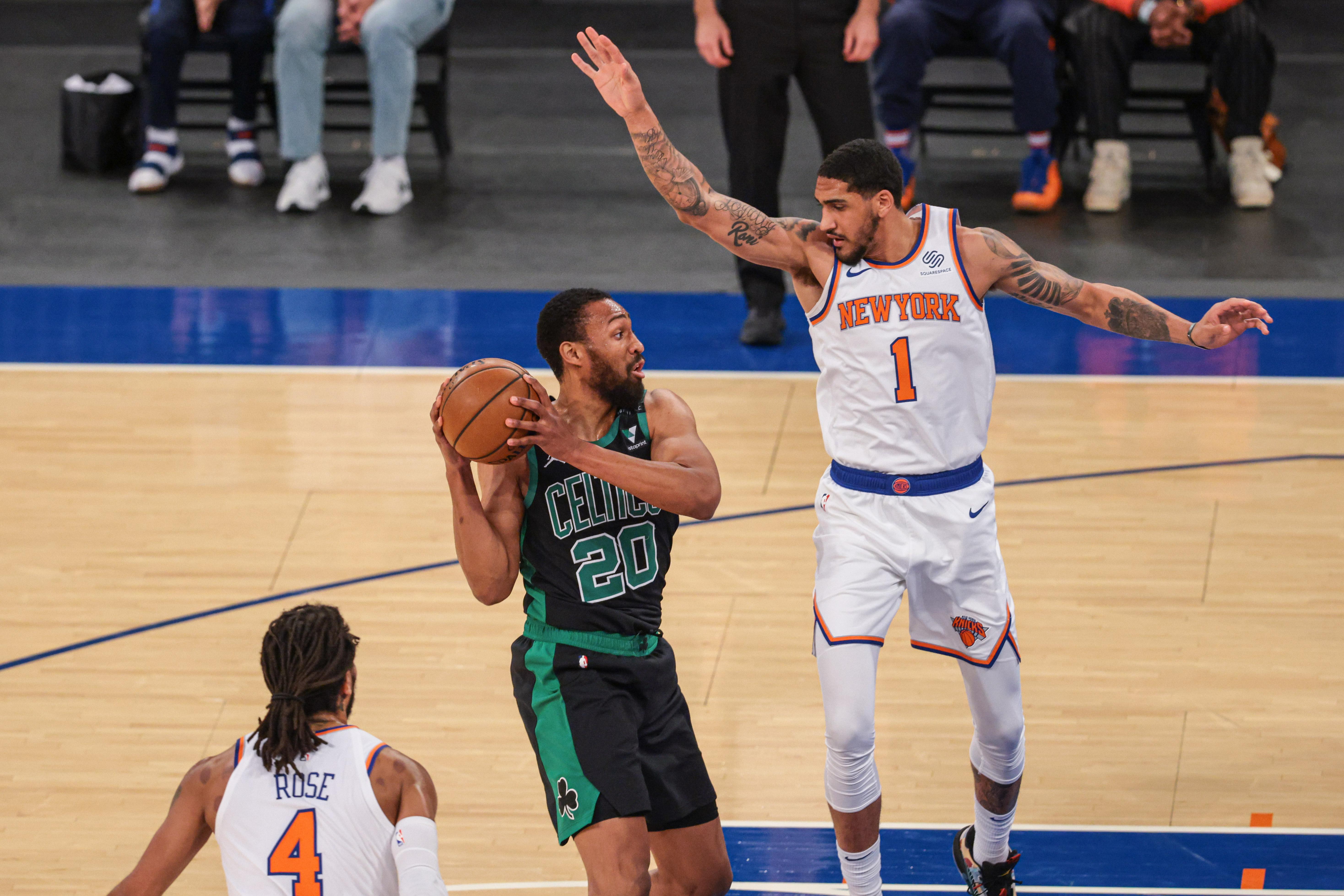 Jabari Parker, Boston Celtics