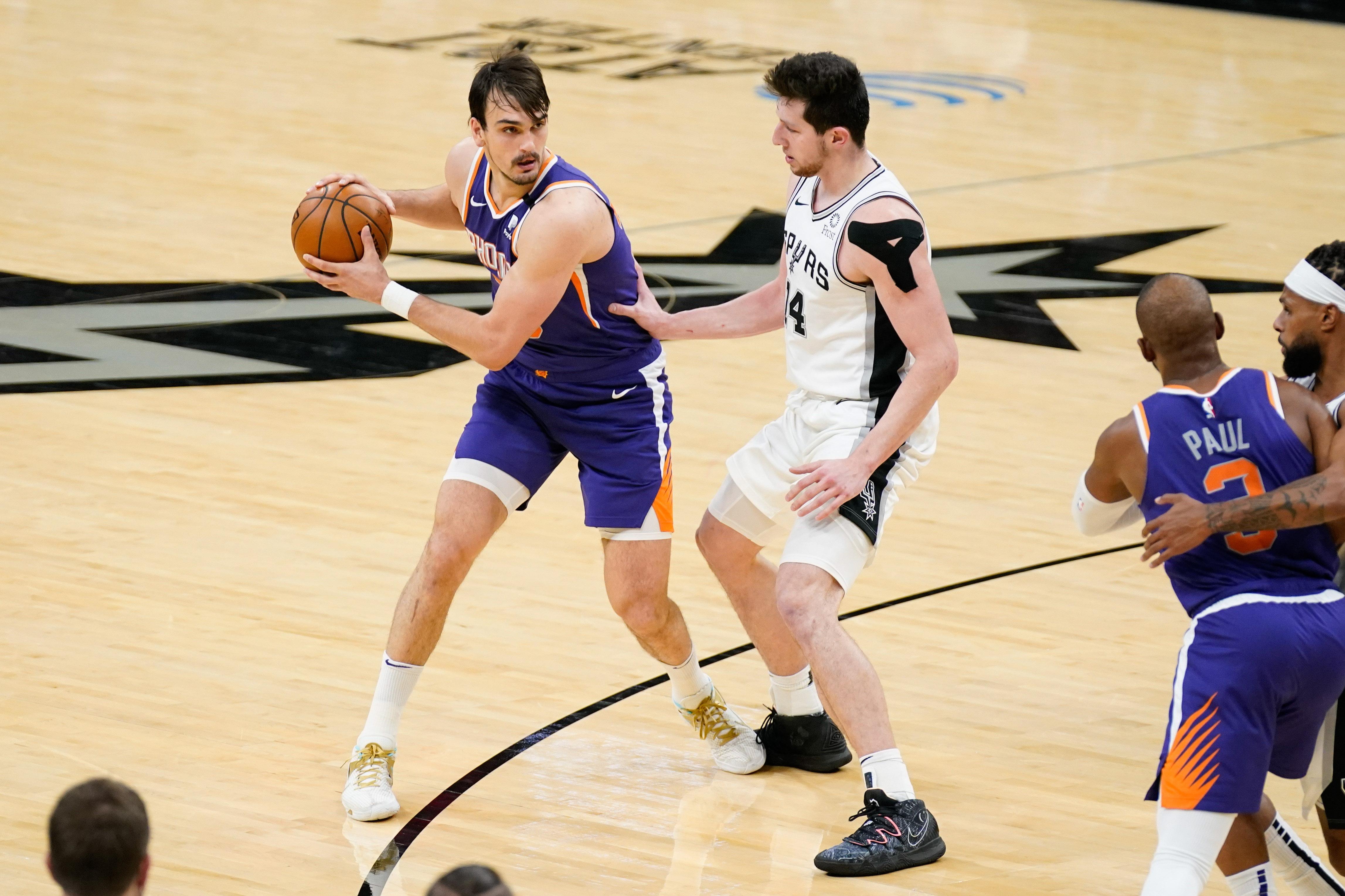 Dario Saric, Phoenix Suns