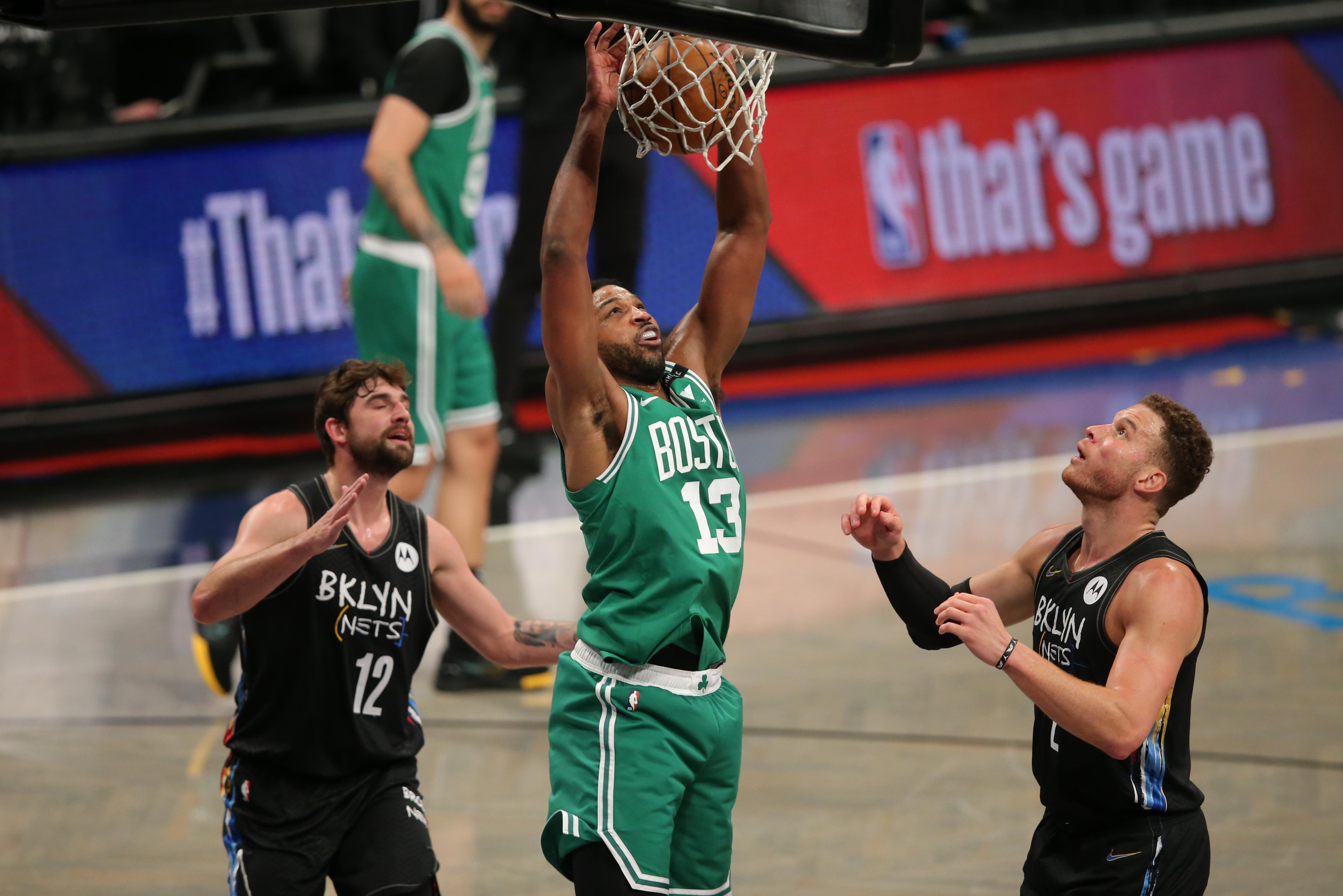 Tristan Thompson, Boston Celtics