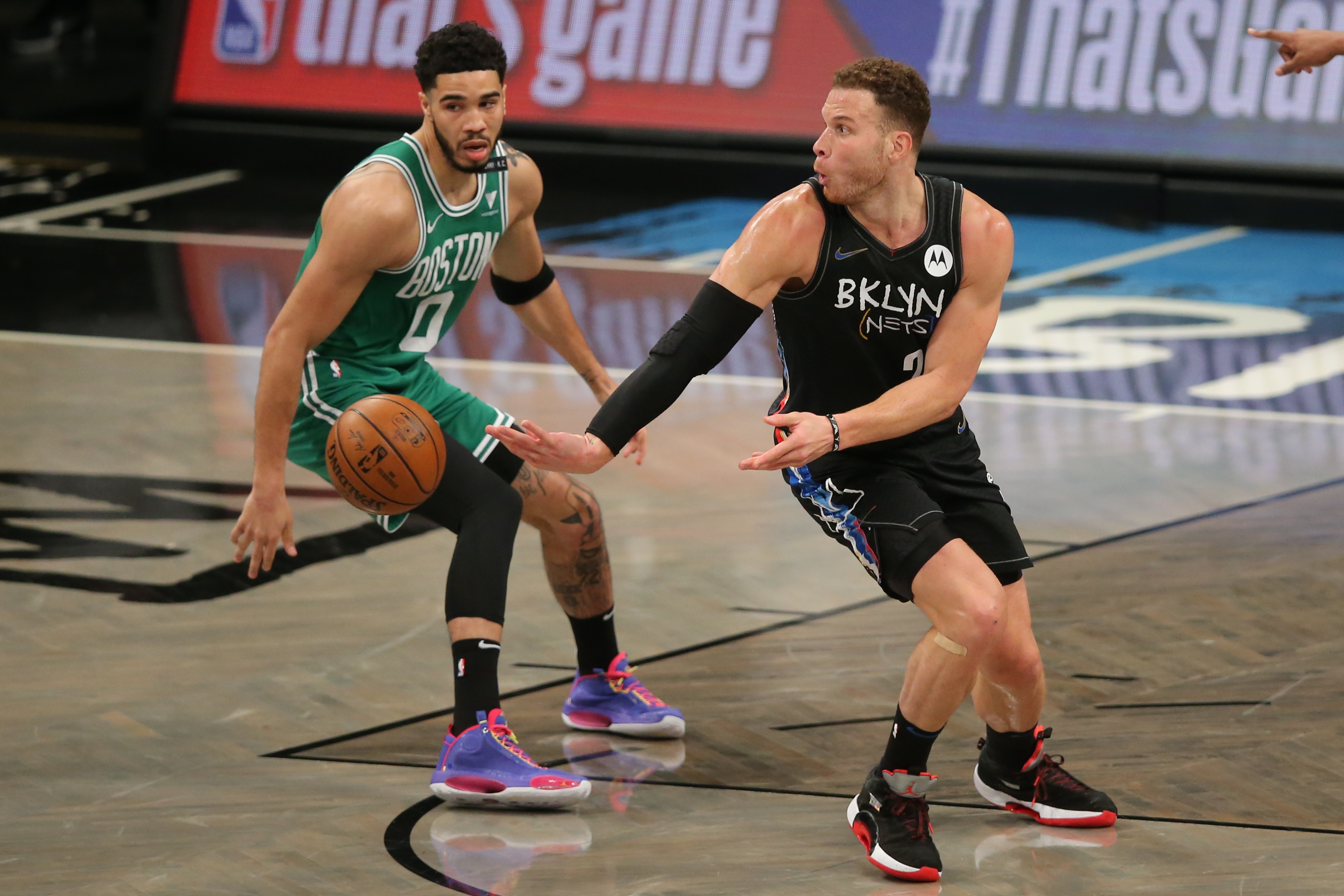 Blake Griddin, Brooklyn Nets