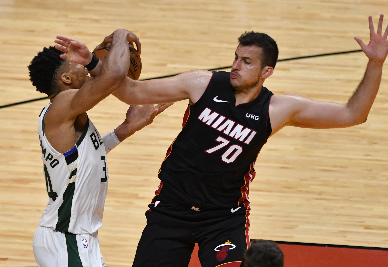 Nemanja Bjelica, Miami Heat