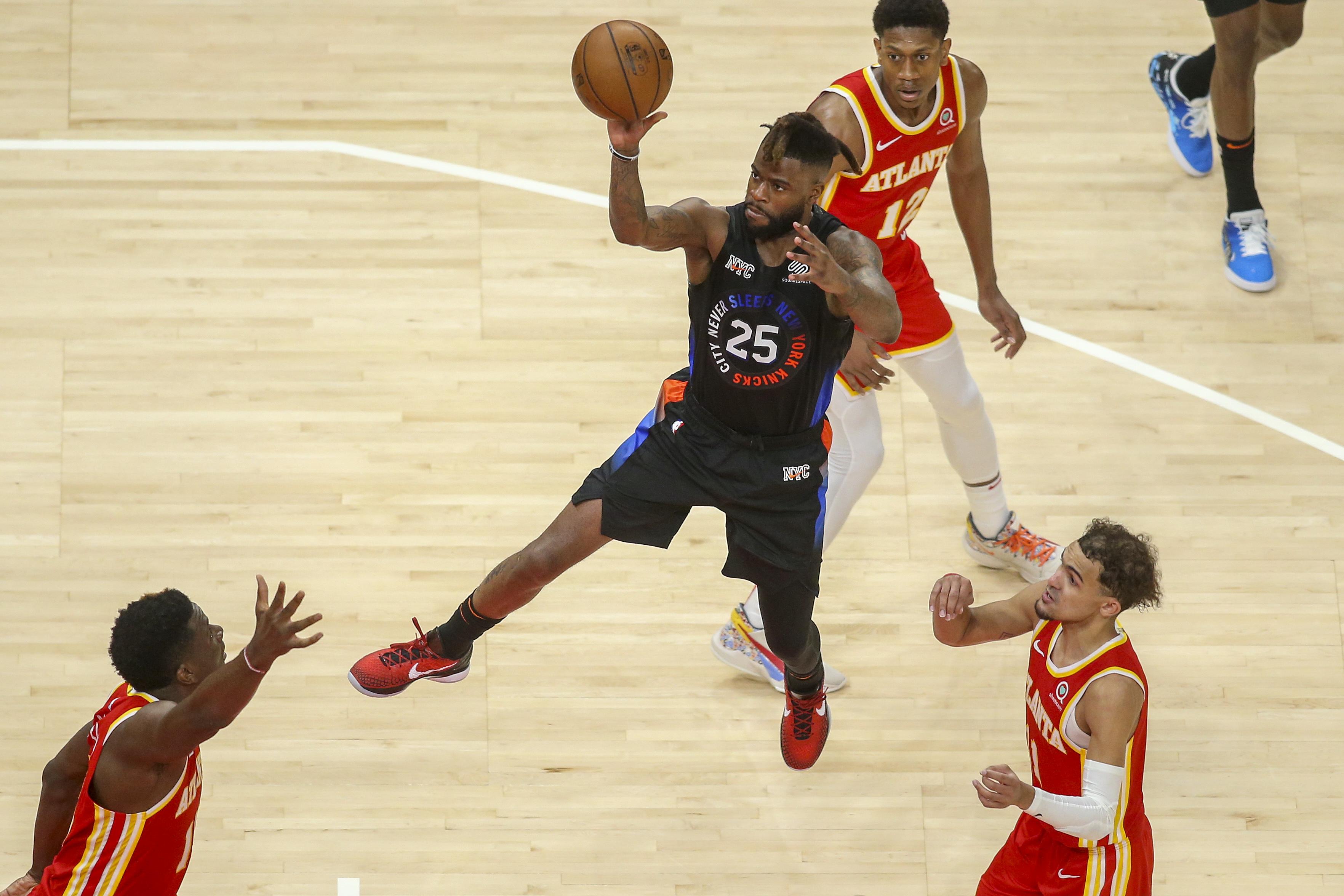 Reggie Bullock, New York Knicks