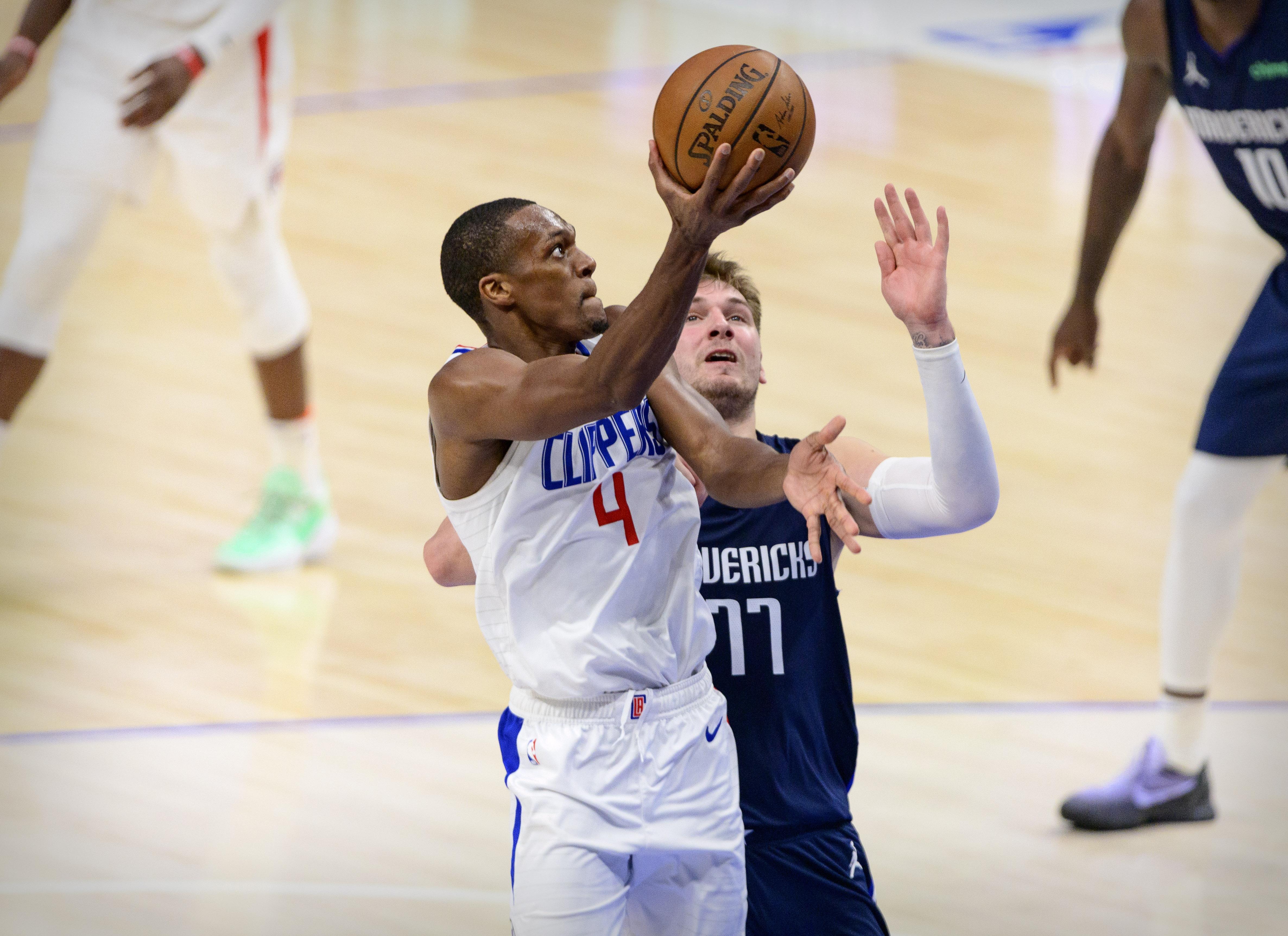 Rajon Rondo, LA Clippers