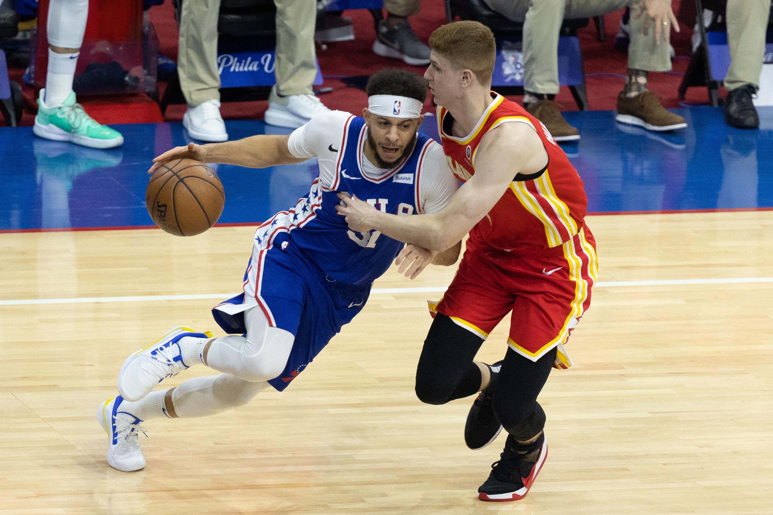 Seth Curry, Philadelphia 76ers