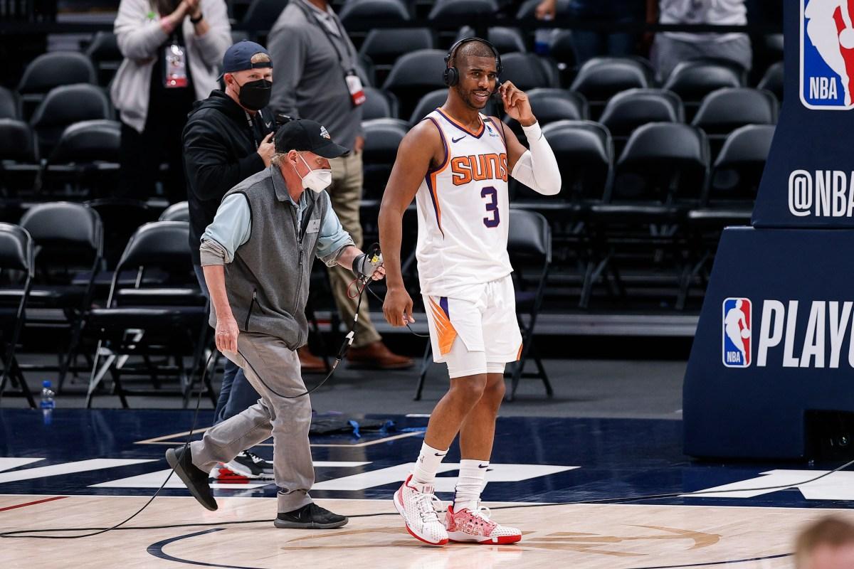 Chris Paul, Phoenix Suns