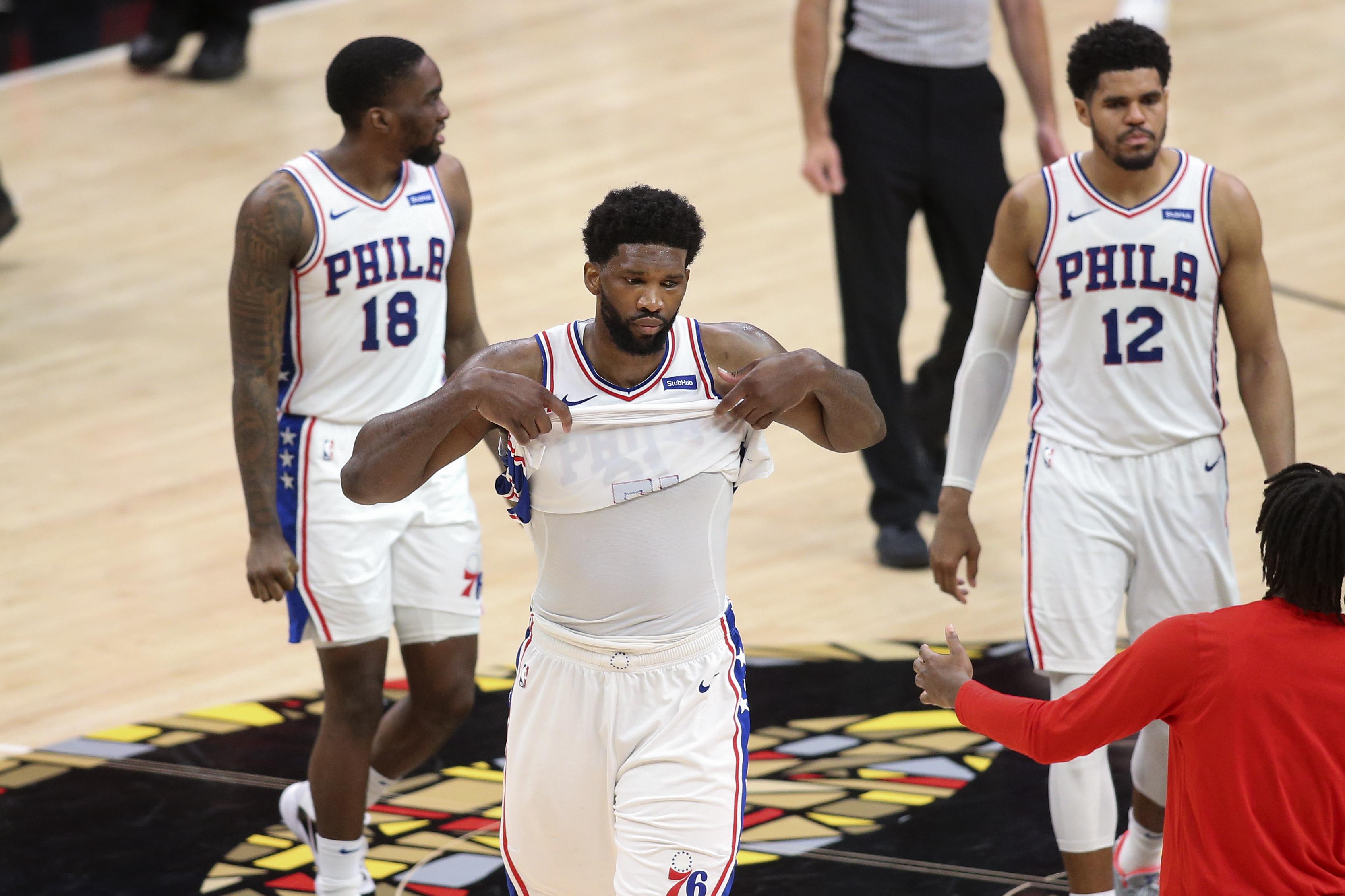 Sixers offseason preview: Three decisions facing Philadelphia