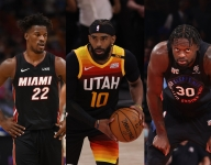 Playoffs hits and bombs: Jimmy Butler, Mike Conley, Julius Randle and more