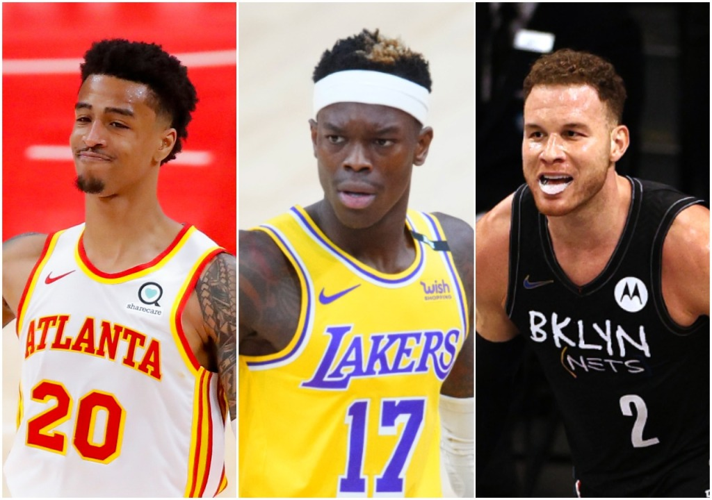 Free agency stock watch: John Collins, Dennis Schroeder, Blake Griffin and more