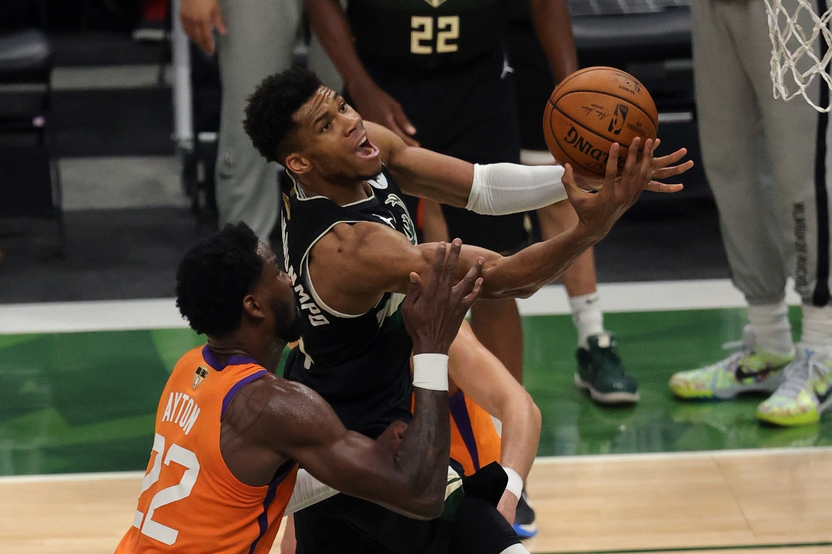 2020-21 nba finals giannis record setting performance why the bucks won the championship