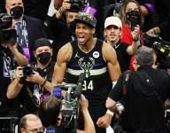 NBA players react to Bucks winning title