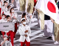 NBA players who were flag bearers at the Olympic Games
