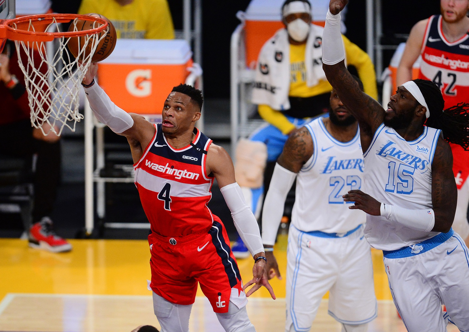 Where the Lakers stand after acquiring Russell Westbrook