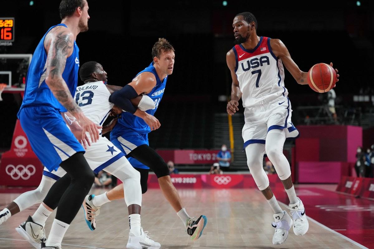 Kevin Durant, Team USA