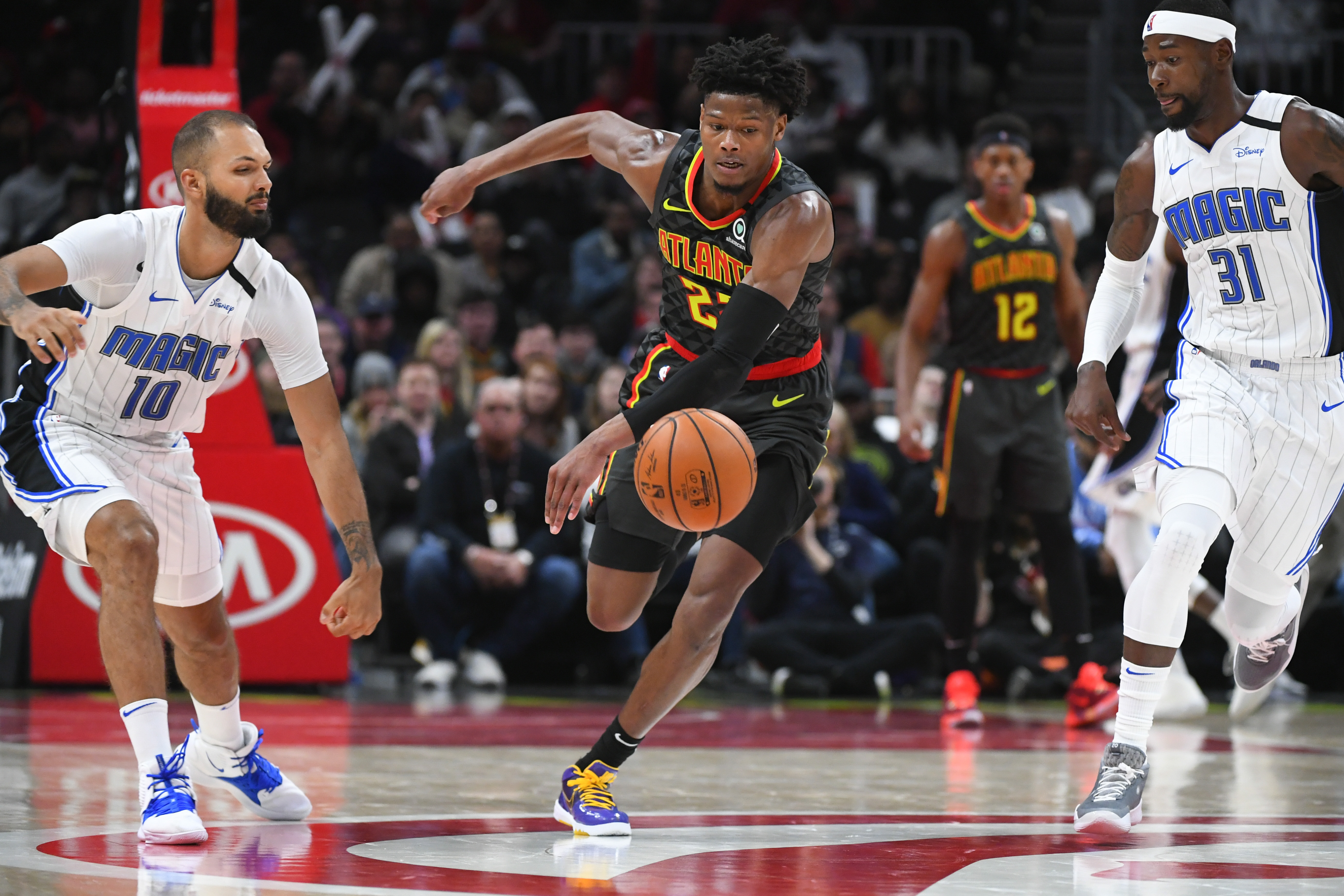 NBA intel: Terrence Ross, Cam Reddish and Jaden McDaniels