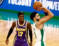 NBA free agency: Projected starting lineup for Celtics with Dennis Schroeder
