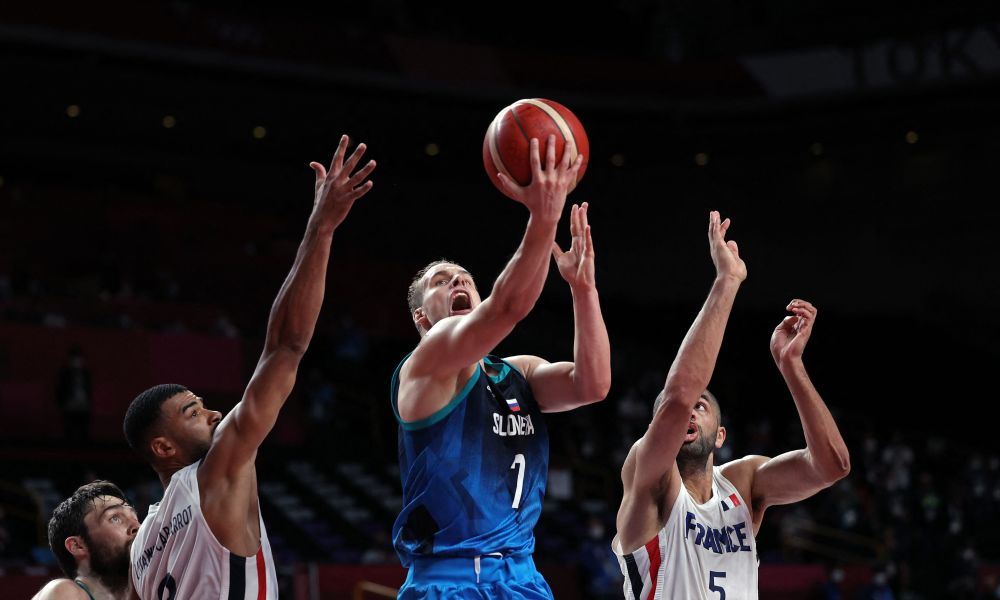 basketball players from the olympics who could go on nba radars Nick Kay Klemen Prepelic Simone Fontecchio Andreas Obst Johannes Voightmann free agency rumors