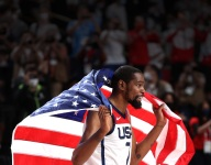 Ranking the top 10 players from the Olympics